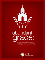 Abundant Grade: a story of a mighty provision and a plea for your partnership